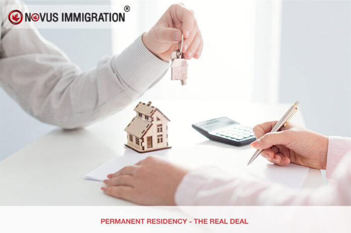Permanent Residency – the Real Deal