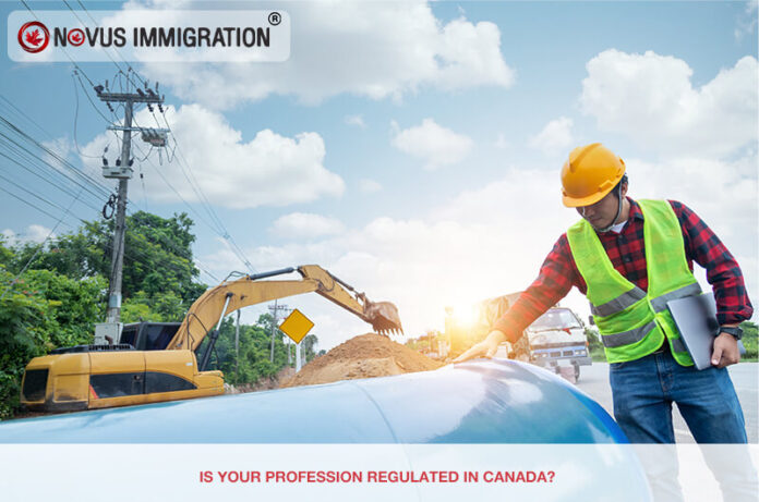 Is Your Profession Regulated in Canada?
