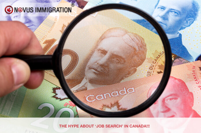 The Hype About 'Job Search' in Canada!!!