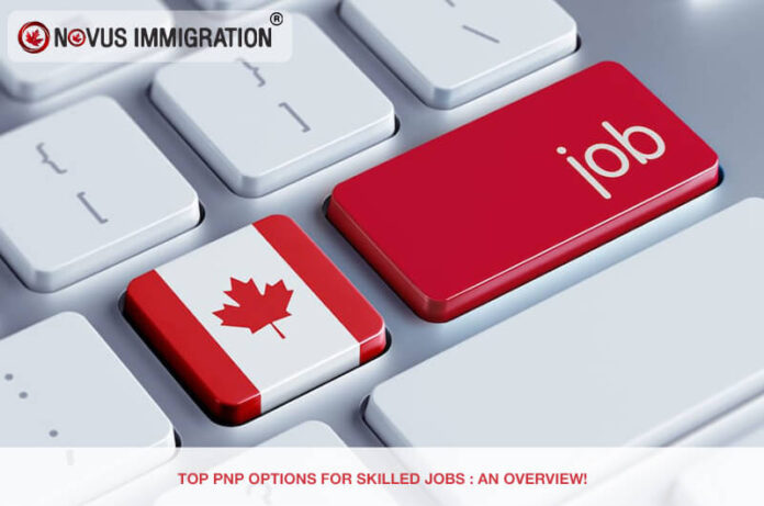 Top PNP Options for Skilled Jobs: an Overview!