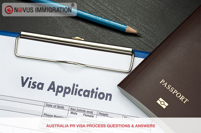 Australia PR Visa Process Questions & Answers