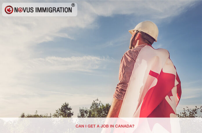 Can I Get a Job in Canada?
