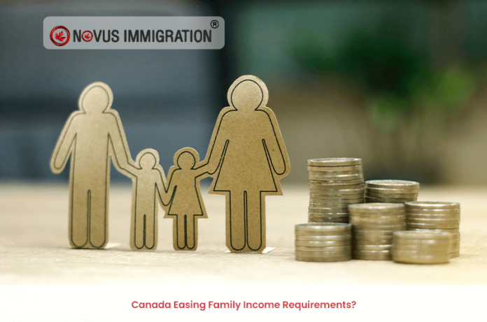 Canada Easing Family Income Requirements
