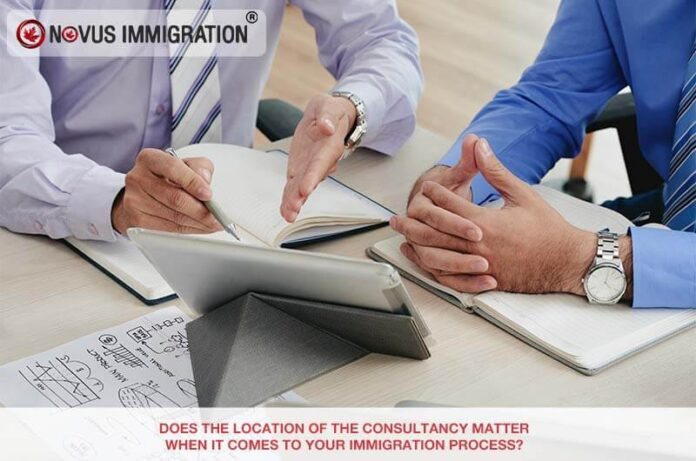 Does the Location of the Consultancy Matter When It Comes to Your Immigration Process?