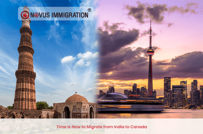 Time Is Now to Migrate from India to Canada